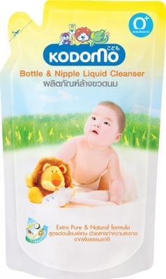 Средство для мытья детских бутылок и сосок Kodomo мягкая упаковка 700 мл kodomo no nihongo 2 japanese for children