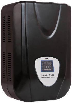 Iek IVS28-1-03000 Стабилизатор напряжения настенный серии Extensive 3 кВА IEK стабилизатор напряжения iek снр1 0 2 ква
