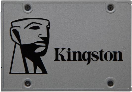 цена на Твердотельный накопитель SSD 240 Gb Kingston UV500 Read 520Mb/s Write 500Mb/s TLC SUV500/240G