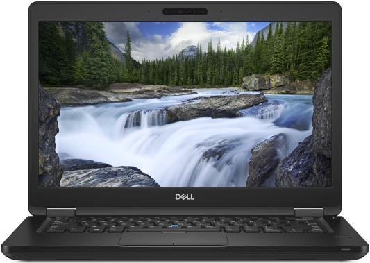 Ноутбук DELL Latitude 5491 (5491-1059) ноутбук