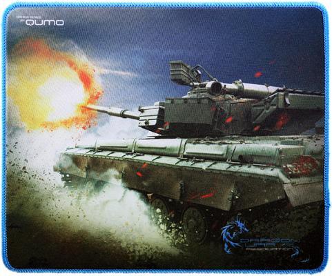 Игровой коврик Qumo Tank [20974]