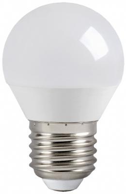 Лампа светодиодная шар IEK LLE-G45-7-230-30-E27 E27 7W 3000K лампочка sparkled mini classic e27 g45 3w 185 265v 3000k lls45 3e 30 27