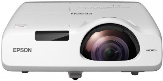 Проектор Epson EB-520 (V11H674040) основной формат - 4:3, XGA (1024х768), 2700 lm, 16 000:1, RJ45 x1, 3.7 кг. проектор epson eb 520 v11h674040