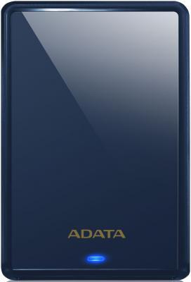 Фото - Внешний жесткий диск 2Tb A-DATA HV620S темно-синий AHV620S-2TU31-CBL (2.5 USB 3.1) внешний аккумулятор pb 6001 голубой 6000 мач
