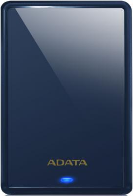 Фото - Внешний жесткий диск 2Tb A-DATA HV620S темно-синий AHV620S-2TU31-CBL (2.5 USB 3.1) внешний диск ssd a data se800 512гб синий [ase800 512gu32g2 cbl]