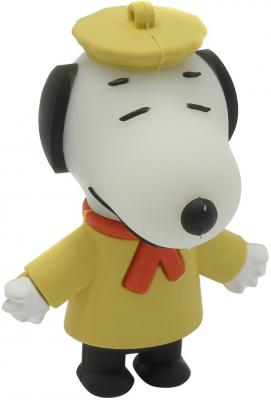 Внешний накопитель 16GB USB Drive (USB 2.0) ICONIK Собачка Снупи (RB-SNOOPY-16GB) USB 2.0 / 15 МБ/cек / 5 МБ/cек usb flash drive 16gb iconik снеговик rb sm1 16gb