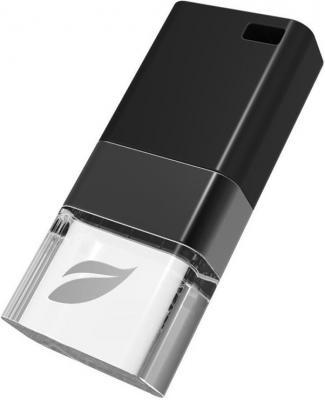 Внешний накопитель 64GB Leef Ice 3.0 (USB 3.0) (LFICE3.0-064BSR) leef bridge lfbri 032gkr 32gb usb microusb black