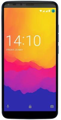 все цены на Смартфон Prestigio Grace P7 16 Гб синий (PSP7570DUOBLUE)