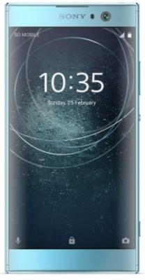 Смартфон SONY Xperia XA2 Dual 32 Гб синий (1312-7675) смартфон