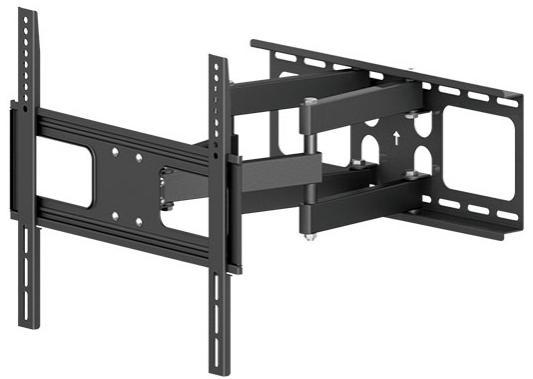 Кронштейн Arm media PT-21 black, для LED/LCD TV 26-55 , наклонно-поворотный, VESA до 400 x 400, вес до 50 кг free shipping 40pcs lot lcd tv plasma tube rjp63k2 new original