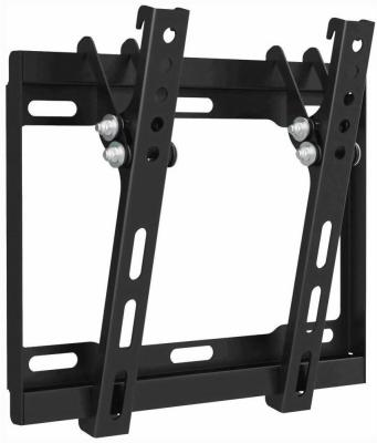Кронштейн Arm media STEEL-6 черный для LED/LCD ТВ 15-40 настенный 1 ст свободы от стены 25 мм VESA кронштейн для тв wize wup55 black