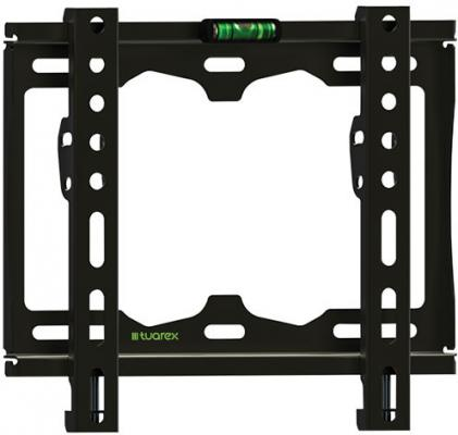Кронштейн Tuarex OLIMP-115 black, настенный для TV 15-48, от стены 25мм, макс нагр 35кг, VESA 200x200