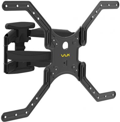 Кронштейн VLK TRENTO-12 black, для LED/LCD TV 26-70, max 55 кг, настенный, 4 ст свободы, max VESA 600x400 мм. free shipping 40pcs lot lcd tv plasma tube rjp63k2 new original