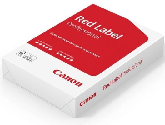 Офисная бумага Canon Red Label Experience А4 80гр/м2, 5x500л. класс