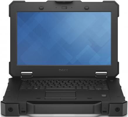 Ноутбук Dell Latitude E7414 Rugged Core i5 6300U/16Gb/SSD512Gb/Intel HD Graphics HD 520/14/Touch/HD (1366x768)/Windows 10 Professional 64/black/WiFi/BT/Cam ноутбук dell latitude e7414 rugged core i5 6300u 8gb ssd256gb intel hd graphics hd 520 14 touch hd 1366x768 windows 10 profes