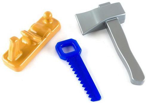 Фото - Игровой набор Пластмастер Папа Карло 3 предмета пластмастер игровой набор витаминчик цвет оранжевый сиреневый
