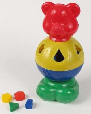 Логическая игрушка Пластмасса-Детство (СВСД) Мишка косолапый детство лидера