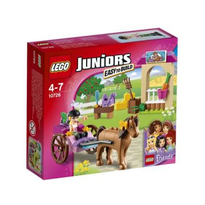 Купить Конструктор LEGO Juniors: Карета Стефани 58 элементов 10726-L, Конструкторы