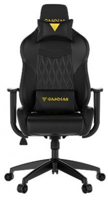 Кресло компьютерное игровое GAMDIAS HERCULES E2 L черный компьютерное кресло gamdias hercules e3 br black red gm gche3br