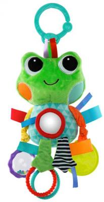 Развивающая игрушка Bright Starts Озорные друзья лягушонок игрушка подвеска bright starts развивающая игрушка щенок