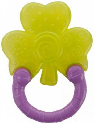 Купить Прорезыватель Bright Starts Колечко Цветок, разноцветный, пластик, силикон, унисекс, Прорезыватели