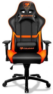 Кресло геймерское Cougar ARMOR (orange) 180123 игровое кресло cougar fusion cu fusbl черный