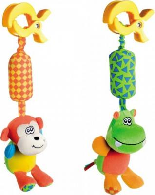 Мягкая игрушка обезьяна/бегемот Canpol hansa мягкая игрушка бегемот