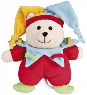 Купить Мягкая игрушка музыкальная мишка Canpol Canpol, разноцветный, Интерактивные мягкие игрушки