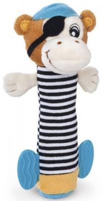 Мягкая игрушка обезьянка Canpol Pirates 21 см canpol babies игрушка мягкая с пищалкой pirates обезьянка мальчик