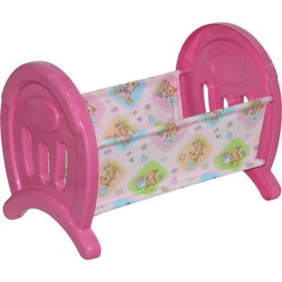 Кроватка для кукол ПОЛЕСЬЕ Кроватка для кукол