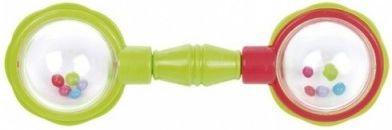 Купить Погремушка Canpol Штанга арт. 2/606, 0+ мес., цвет зеленый, унисекс, Погремушки и прорезыватели