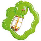 Погремушка Canpol Улитка/бабочка, 0+ мес., арт. 2/874, цвет: зеленый, форма: бабочка canpol babies погремушка бабочка 0 canpol babies зеленый