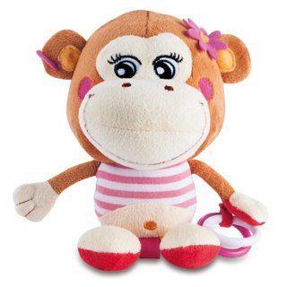 Интерактивная игрушка Canpol Pirates 68/035 обезьянка с рождения