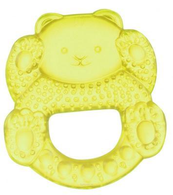 цена Прорезыватель водный Canpol Медвежонок желтый с рождения охлаждающий 2/204