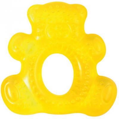 Прорезыватель водный Canpol Улыбка желтый с рождения охлаждающий 2/224