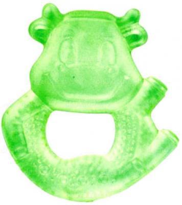 Прорезыватель водный Canpol Улыбка зелёный с рождения охлаждающий 2/224