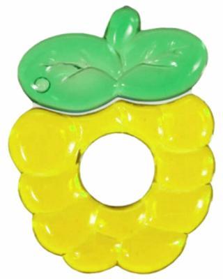 Прорезыватель водный Canpol Fruits желтый с рождения охлаждающий 2/812