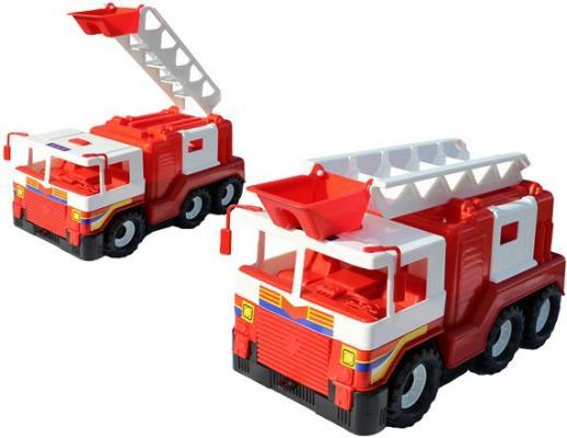 Пожарная машина Совтехстром ПОЖАРНАЯ МАШИНА красный У450 цена