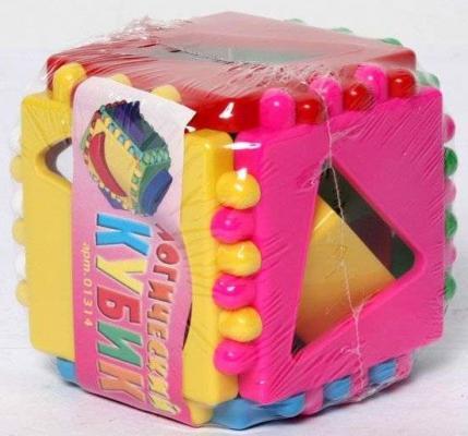 Купить Кубик СТЕЛЛАР ЛОГИЧЕСКИЙ КУБИК МАЛЫЙ от 1 года 1 шт, Кубики и стенки