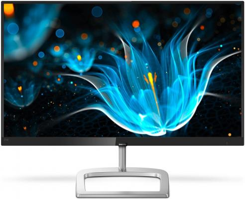 Монитор 27 Philips 276E9QJAB/00 черный серебристый TN 1920x1080 250 cd/m^2 5 ms HDMI DisplayPort VGA Аудио 10m dc power extension cable dc jack female to male plug cable adapter extension cord connector for camera cctv led monitor z09