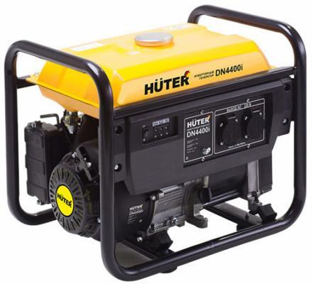 Инверторный бензиновый генератор HUTER DN4400i 3.8 кВа/3.3 кВт, 182 см3, бак 10.5л, время работы: 7 инверторный генератор huter dn2700i