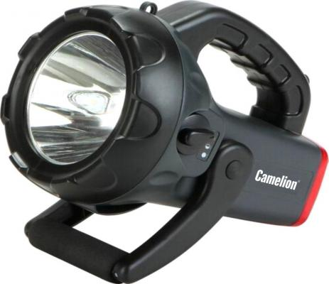Фонарь CAMELION 2931R2 10W CREE LED 4В 4Ач карбон аккумуляторный cree xpe 1200lm 3modes mechanical zoomable led flashlight 18650