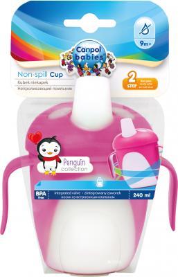 Кружка Canpol Penguins 1 шт розовый от 9 месяцев 76/001 все цены