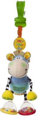 Мягкая игрушка-подвеска Playgro (Плейгро) Ослик мягкая игрушка подвеска playgro плейгро мышка