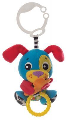 Купить Интерактивная игрушка PLAYGRO Щенок с рождения, разноцветный, текстиль, унисекс, Игрушки-подвески
