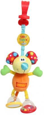 Купить Подвесная игрушка Playgro Мышка 0101141, разноцветный, текстиль, пластик, унисекс, Игрушки-подвески