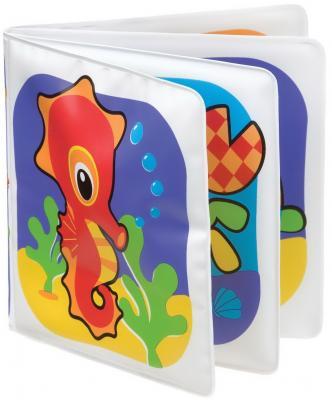 Игрушка для игр в ванной Playgro (Плейгро) Книжка 0170212 игрушка для игр в ванной playgro плейгро книжка 0170212