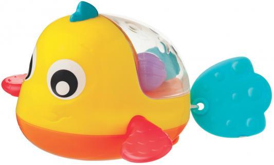 Купить Игрушка для ванной Playgro Рыбка 4086377, разноцветный, пластик, унисекс, Интерактивные игрушки