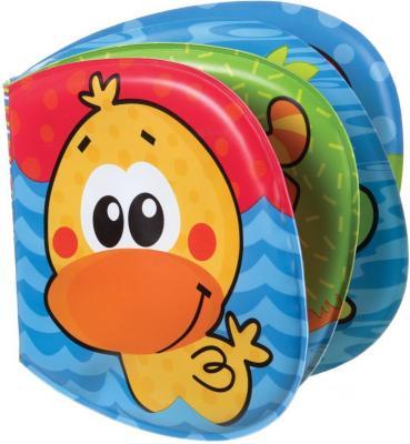Игрушка для игр в ванной Playgro (Плейгро) Книжка-пищалка игрушка для игр в ванной playgro плейгро книжка 0170212