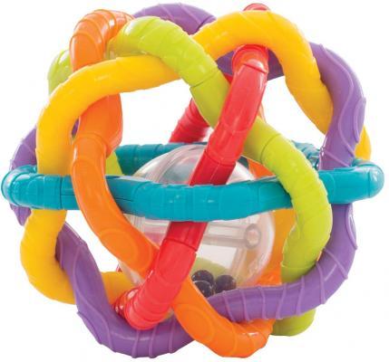Купить Погремушка PLAYGRO Шар 0184557, разноцветный, унисекс, Погремушки и прорезыватели